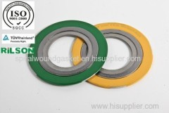 Hot sales 304 &b 316L Spiral Wound Metal Gasket (ASME B16.20 SWG)