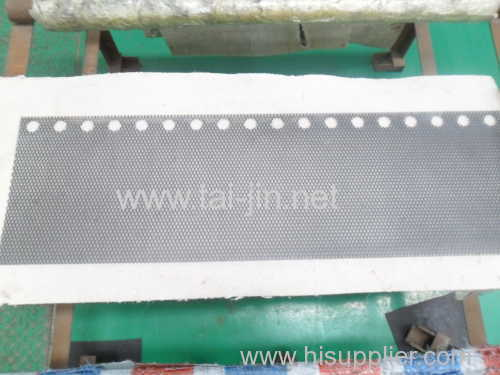 Iridium-Tantalum oxide coating titanium anode for copper foil