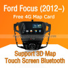 2012 Ford Focus DVD Navigation TV with bluetooth CAN Bus