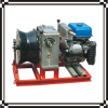Gas Engine Powered Winch