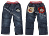 2014 Stylish Boy's Jeans Fashion Denim Jeans 100% Cotton Fabric