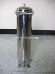 Band Clamp Stainless Steel Multi-cartridge Housing
