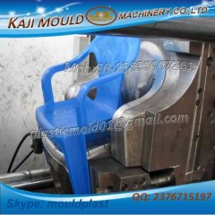 hot sale injection plastic chair mould with arm available