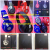 2014 new black/white/red/blue/silver/matte black wireless beats studio 2.0 v2 headphone bluetooth studio headphone