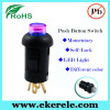 16mm led push button switch tact switch