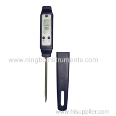Digital thermometer waterproof