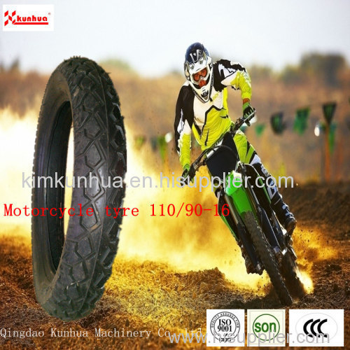 110/90-16 China hot sale motorcycle tyre for riding bike