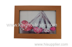 Wooden Like PS Photo Frame
