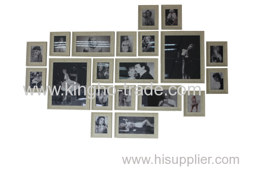 New Design Good sales PS Photo Frame