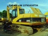 Used Japanese Made Caterpillar 320C Tracked Excavator