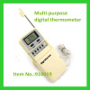 lcd display multi use thermometer digital