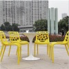 practical outdoor pp plastic chair