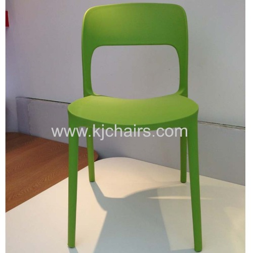 2014 style outdoor plastic dining chair