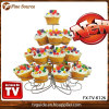 5 Tiers Cup Cake Stand Decoration Wedding