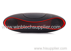 christmas present gift for child super good rugby bluetooth speaker OEM order