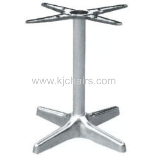 3-star polish aluminum alloy table base