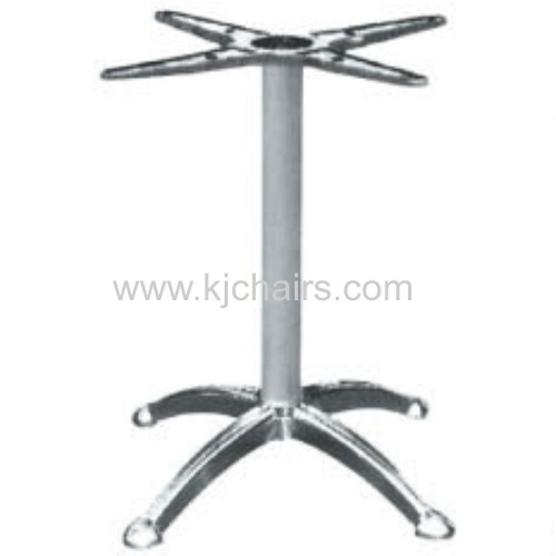 3-star high quality KD packing aluminum alloy table base