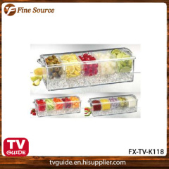 Condiments On Ice container sets