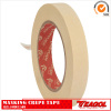 White Masking Crepe Tape 19mm x 50m
