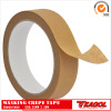 Crepe Paper Tape Brown Color 25mm x 20m