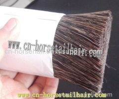 mixed horse mane hair well combed horse hair