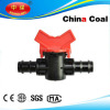 Mini valve for drip irrigation