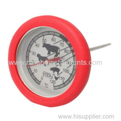 New Cooking Thermometer with Silicone Cap