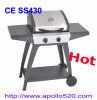 Portable BBQ Gas Cooker 2burners