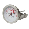 Cooking & Oven Thermometer with Clip