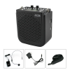 aker AK77W voice amplifier with wireless mic