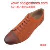Wholesae high grade men's leather shoes