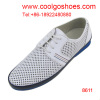Breathable oxford men shoes manufacturer