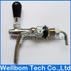 Beer Faucet/beer tap chrome plating Kegging Equipment
