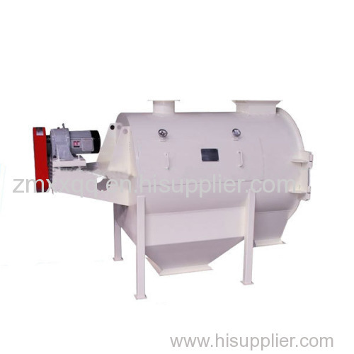 China Coal High efficiency SCY drum sieve ,paddy cleaning machine