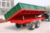 China Coal 8T three-way dumping agriculture tractor trailer