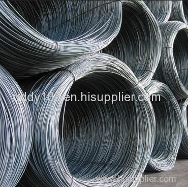 5.5-14mm Q235 Carbon Steel Wire Rods