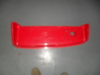 injection molding plastic parts of commercial freezer Red