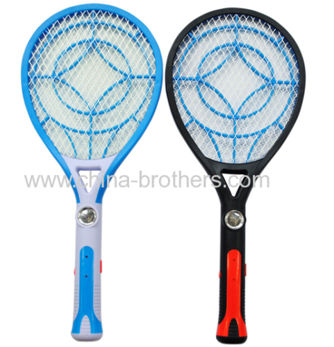 808 Rechargeable Mosquito Killer Racket with LED Light