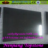 China absolute black granite tile
