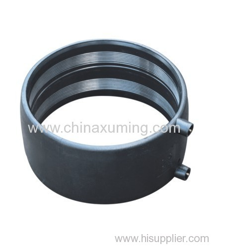 HDPE Electriofusion Hoop Coupling Pipe Fittings