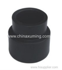 HDPE Socket Fusion Reducing Coupling Pipe Fittings