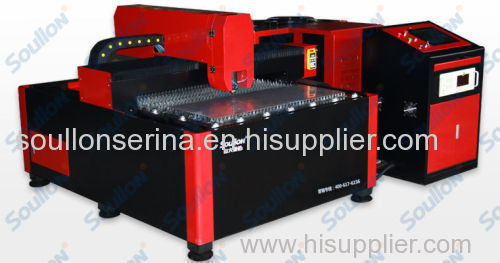 YAG 1200*1200mm small size metal laser cutter