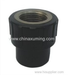 HDPE Socket Fusion Female Adapter Pipe Fittings