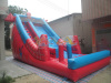 Inflatable Spider man Slide