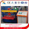 canton fair roof color steel metal sheet roll forming machine china manufacturer