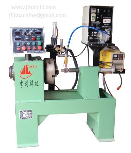 Hydraulic Tube Seam Welding Machine
