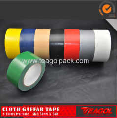 Cloth Duct Tape 50mesh Green Color Size: 50mm x 50m