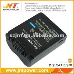 Professional digital camera battery for panasonic S006 CGA-S006 CGR-S006 DMW-BMA7