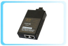 10/100Mbps adaptive fast Ethernet fiber media converter with 2FE port