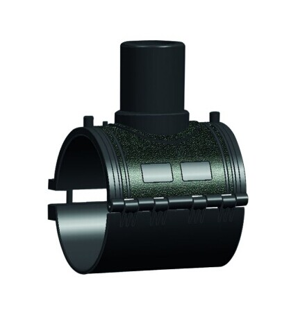 HDPE Electriofusion Straight Saddle Pipe Fittings